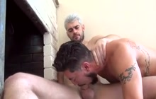 Hard fucking by Cory Koons and Pete Coast
