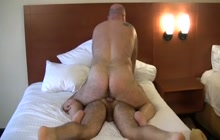 Noah Post & Pablo Paris enjoy bareback sex