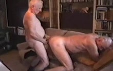 Old gay guys having sex