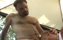 Ryan and Josh bareback fuck